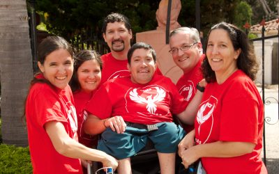 Cindy, Mike and Evan: Spina Bifida
