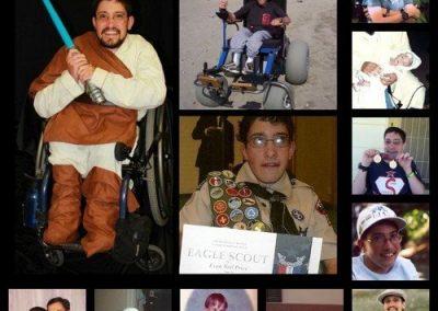 Cindy, Mike and Evan: Spina Bifida