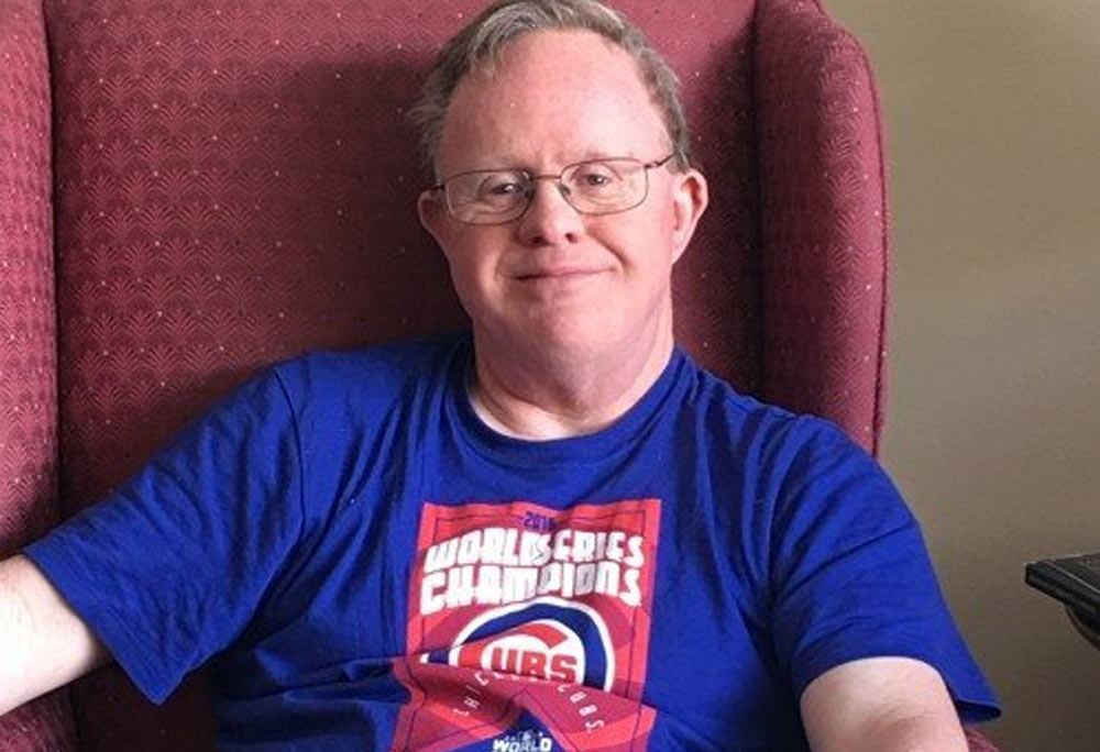 Shirlene and Jim: 51-year-old with Down Syndrome