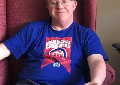 Shirlene and Jim: 51 year-old with Down syndrome