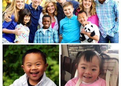 Jennifer and James: Adoption of Four Special Needs Children.