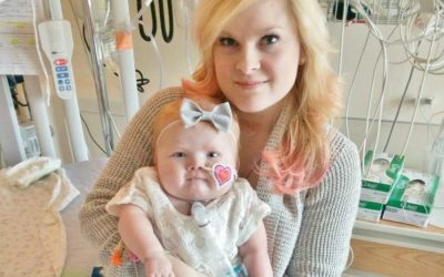 Baby with DiGeorge Syndrome Strengthens Parents