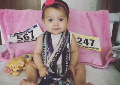 Katie: Congenital Nephrotic Syndrome and Undiagnosed Seizure Disorder