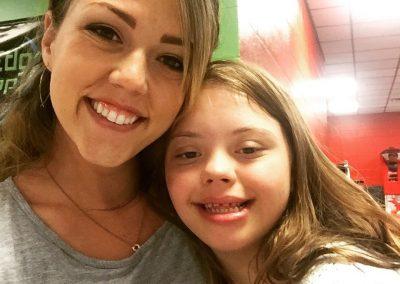Jennifer- Sibling: Down syndrome