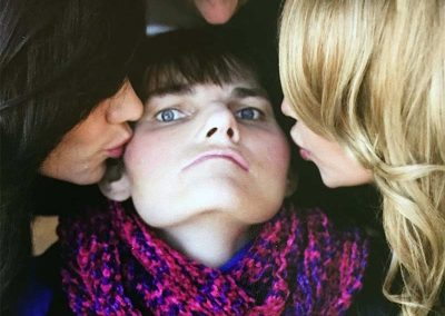 Connie: Cerebral Palsy, Cognitive Impairment and Seizure Disorder