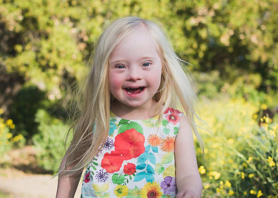 Mercedes and Andy: Down syndrome Adoption