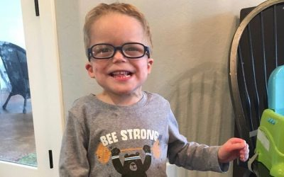 Child with ANDP Syndrome Makes Parents' Lives Better