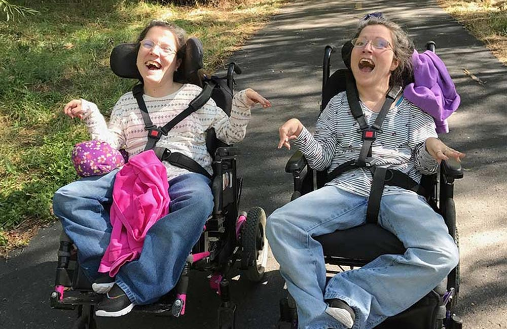 Ann: Twins with Spastic Quadriplegic Cerebral Palsy