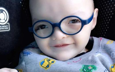 Boy with Chromosome Deletion is a Light to His Family
