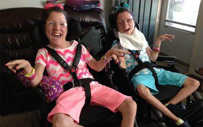 Kellie: Quadriplegic Cerebral Palsy