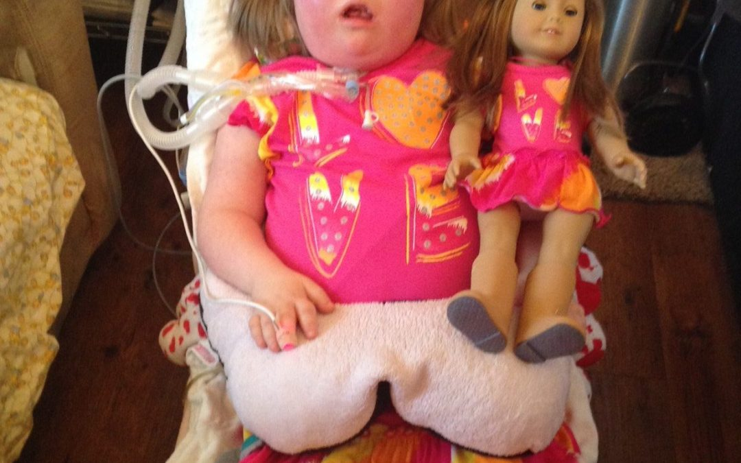 Gina- Down syndrome and Spinal Muscular Atrophy