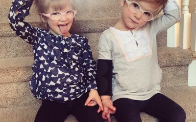 Twins Diagnosed with a Rare Disease – Rett Syndrome