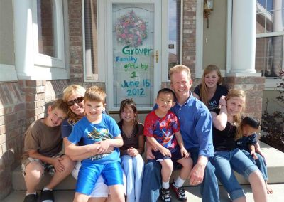 Jennifer and James: Adoption of 4 Children with Special Needs