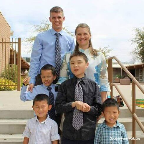 Good in Our Community – PKU Adoption