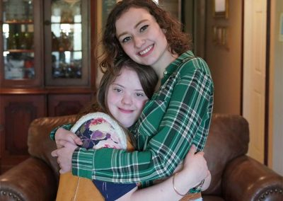A Sister's Insights on a Child with Down Syndrome