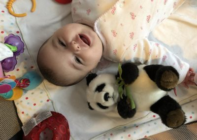 Osteogenesis imperfecta- cushioned in love