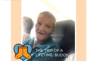 The Trip Of A Lifetime: Buddy