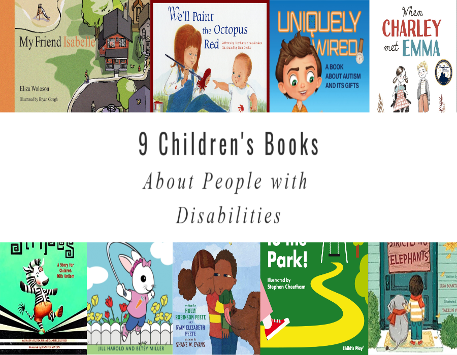 9 Children's About People with Disabilities