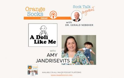 Sock Talk: A Doll Like Me with Amy Jandrisevits
