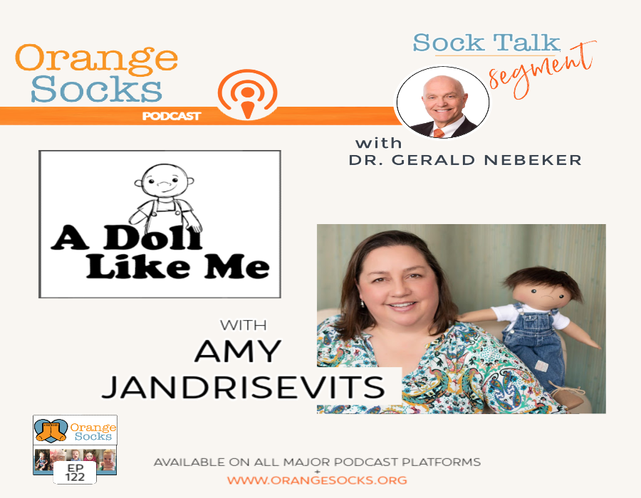 Sock Talk: A Doll Like Me with Amy Jandrisevits