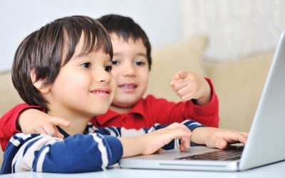 Online School with a Child with Disabilities
