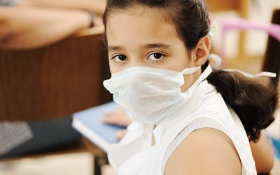 Helping a Child with Sensory Sensitivities Tolerate Wearing a Face Mask