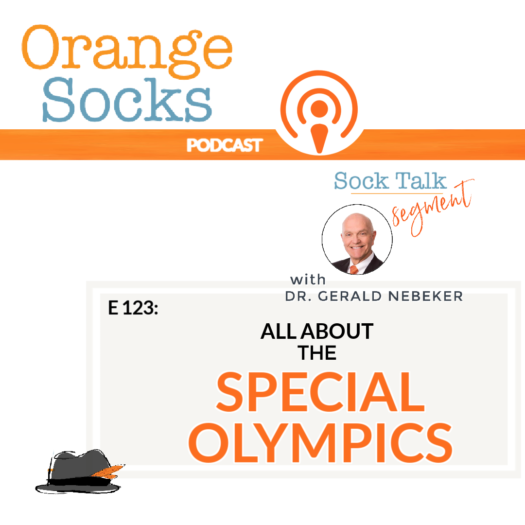 Sock Talk: All About The Special Olympics